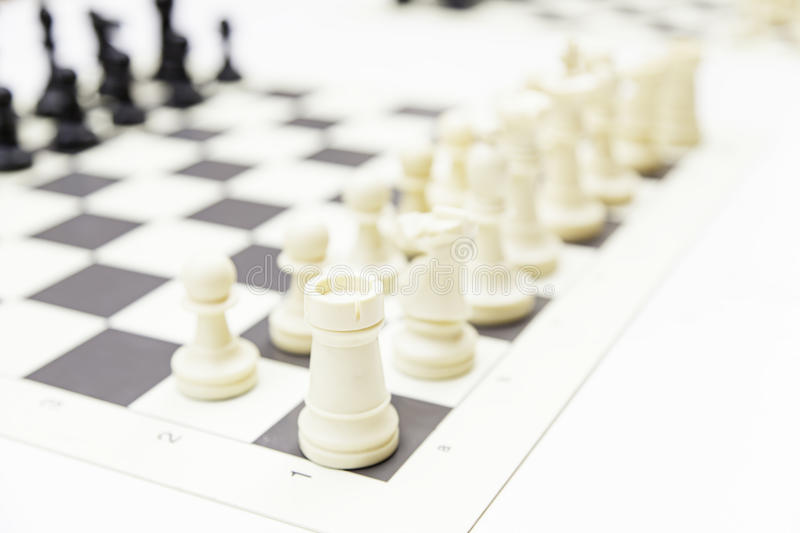 Chessboards. Detailed intelligence game in a street stock photos