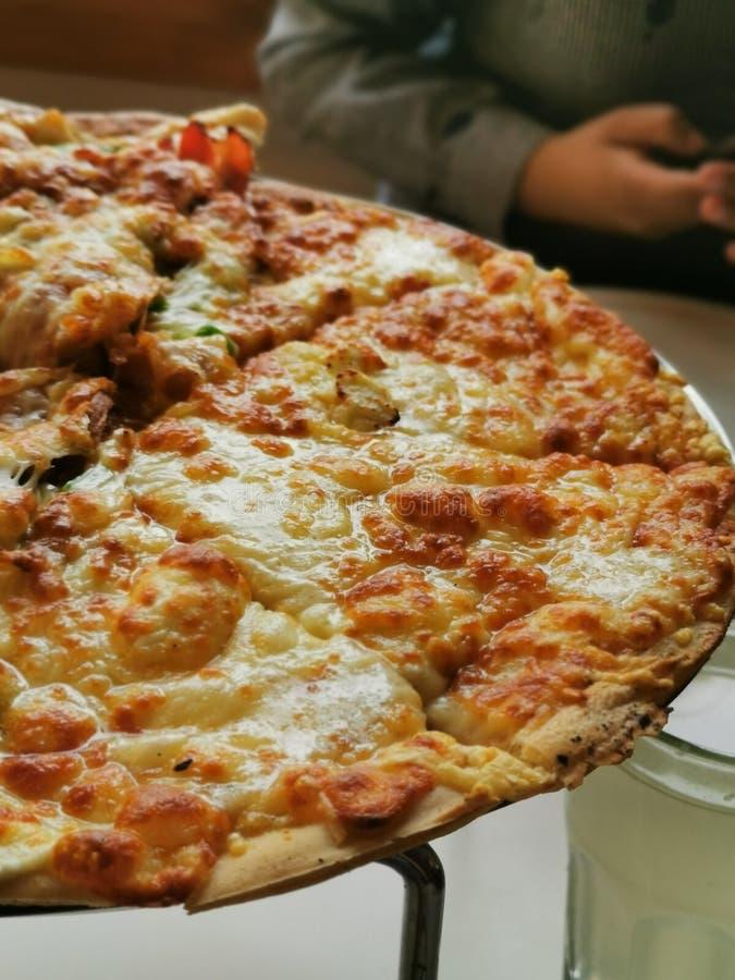 Chessepizza zdjęcie stock