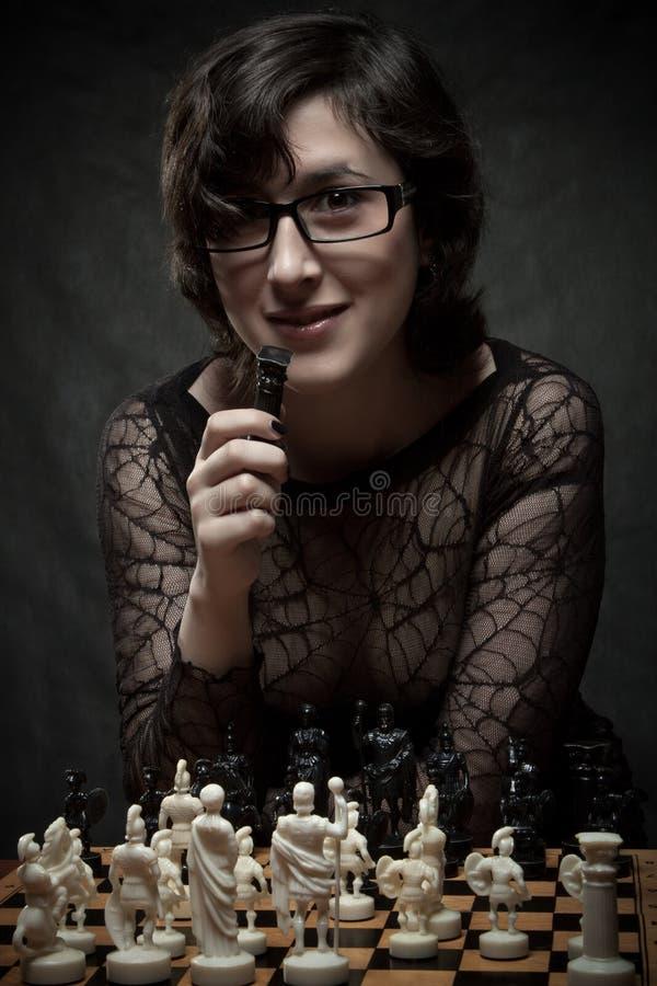 Chessmaster fotos de archivo