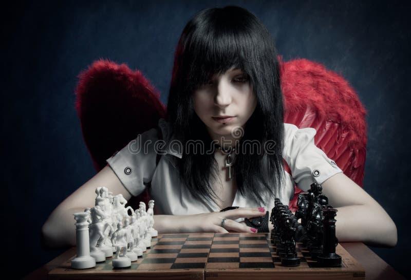 chessmaster στοκ εικόνα με δικαίωμα ελεύθερης χρήσης