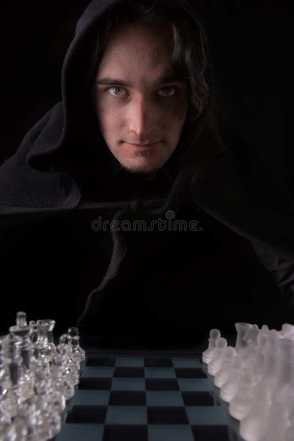 Chessmaster imagen de archivo