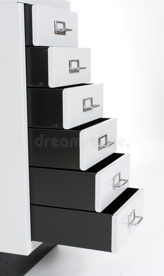 Download Chest Of Drawers From Advanced Drawers Stock Illustration - Illustration: 9618925