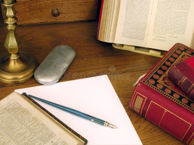 Download Chest of drawers detail stock photo. Image of candle, book - 350372