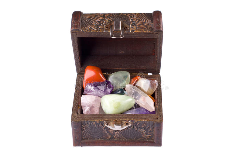 Download Chest Full Of Jewels Royalty Free Stock Photography - Image: 28988837