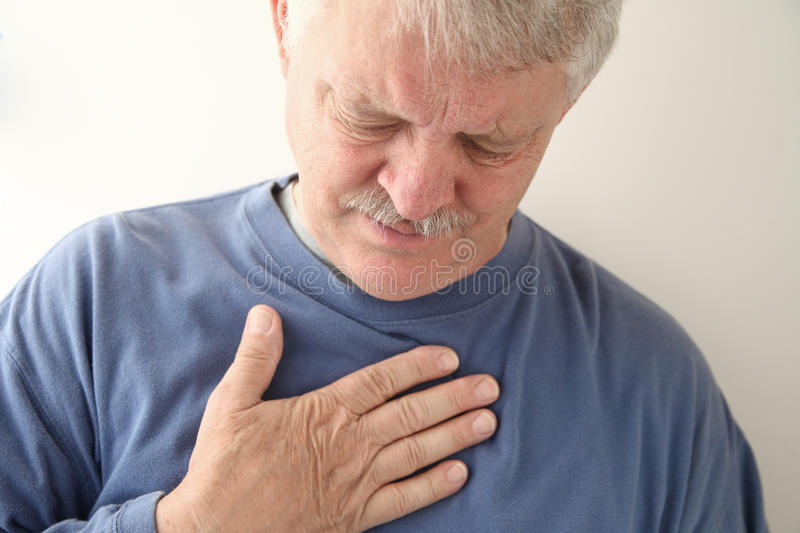 Download Chest pain in older man stock photo. Image of older, chest - 32115912
