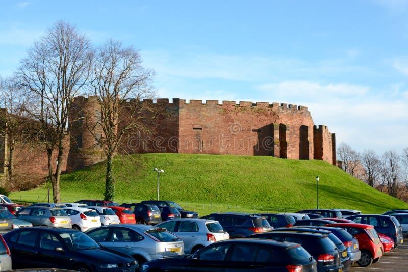 Chester Castle fotos de archivo