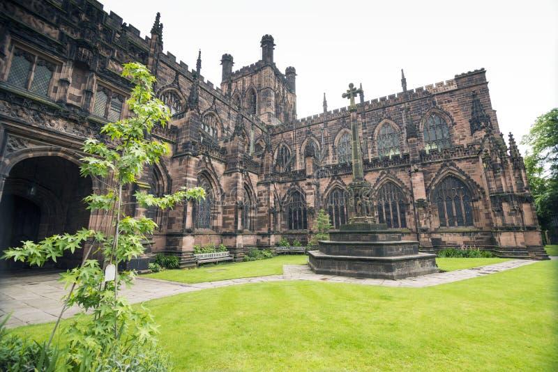 Chester Cathedral fotos de archivo