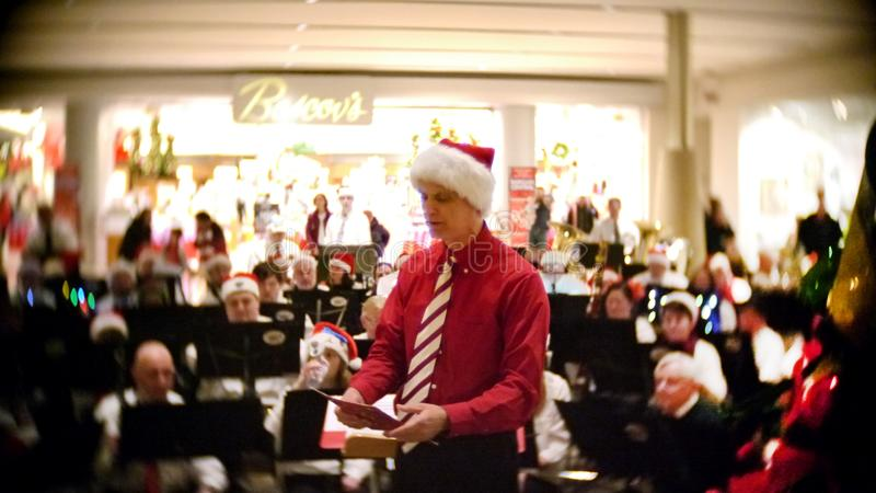 Chester County Concert Band 2017 Holiday Concert Free Public Domain Cc0 Image