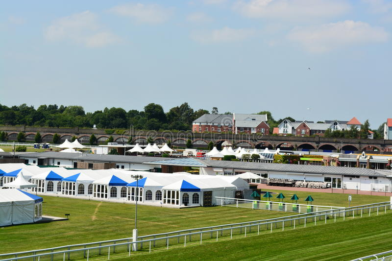 Download Chester race course stock photo. Image of race, fence - 32624576