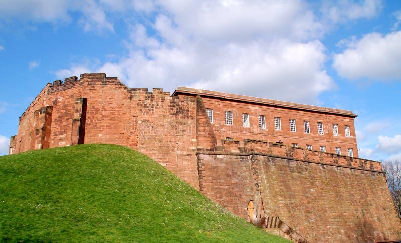 Chester-Schloss stockfoto