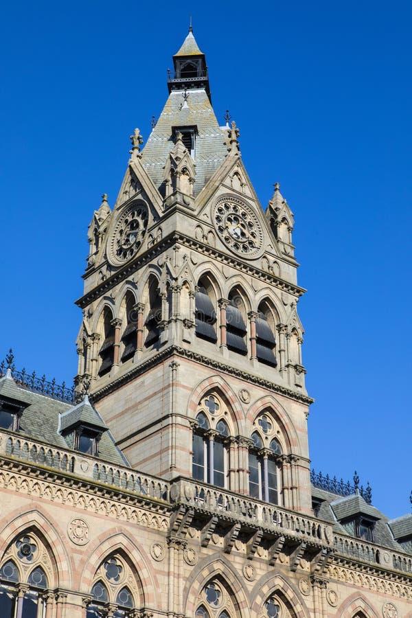 Chester Town Hall photographie stock libre de droits