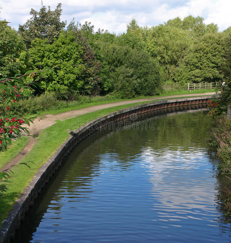 Download Chesterfield Canal Stock Image - Image: 16865441
