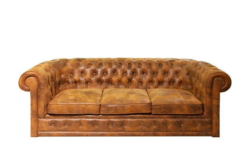 Download Chesterfield Sofa Stock Image. Image Of Button, Luxury   34301001