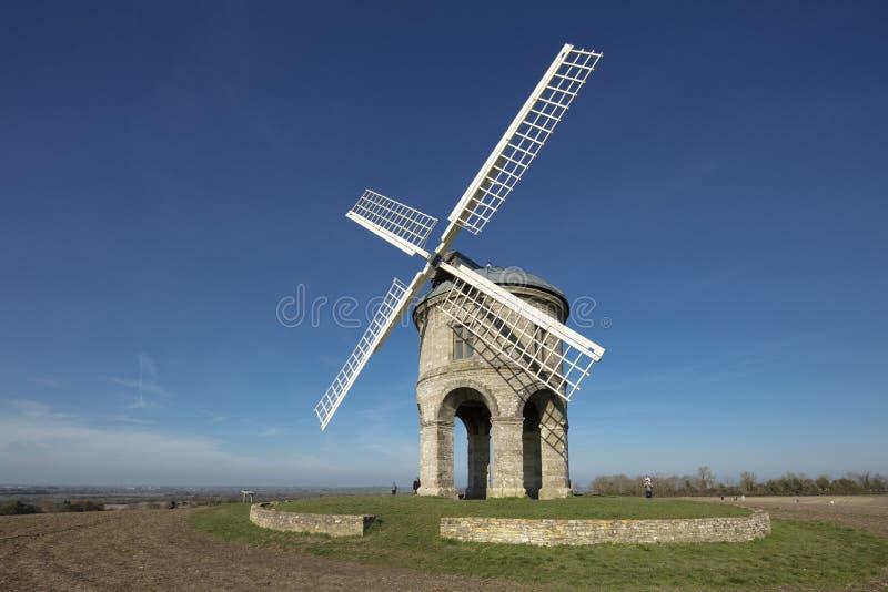 Chesterton, Warwickshire, Reino Unido, el 24 de febrero de 2019, molino de viento de Chesterton imágenes de archivo libres de regalías