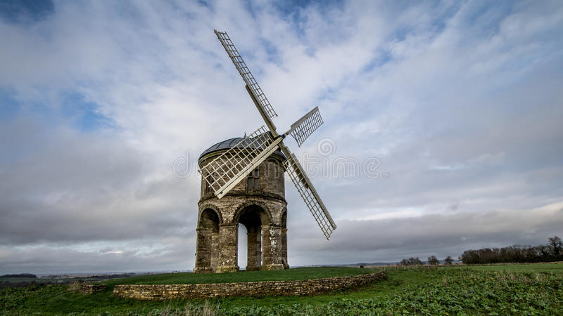 Chesterton windmill stock photography