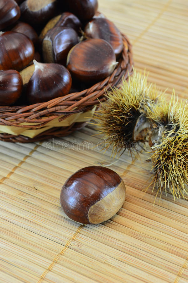 Download Chestnuts stock image. Image of ingredient, nutrition - 21878391