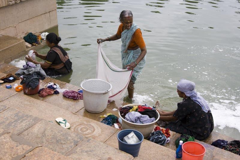 chettinad tamil πλύση nadu της Ινδίας ενδυ& στοκ εικόνες με δικαίωμα ελεύθερης χρήσης