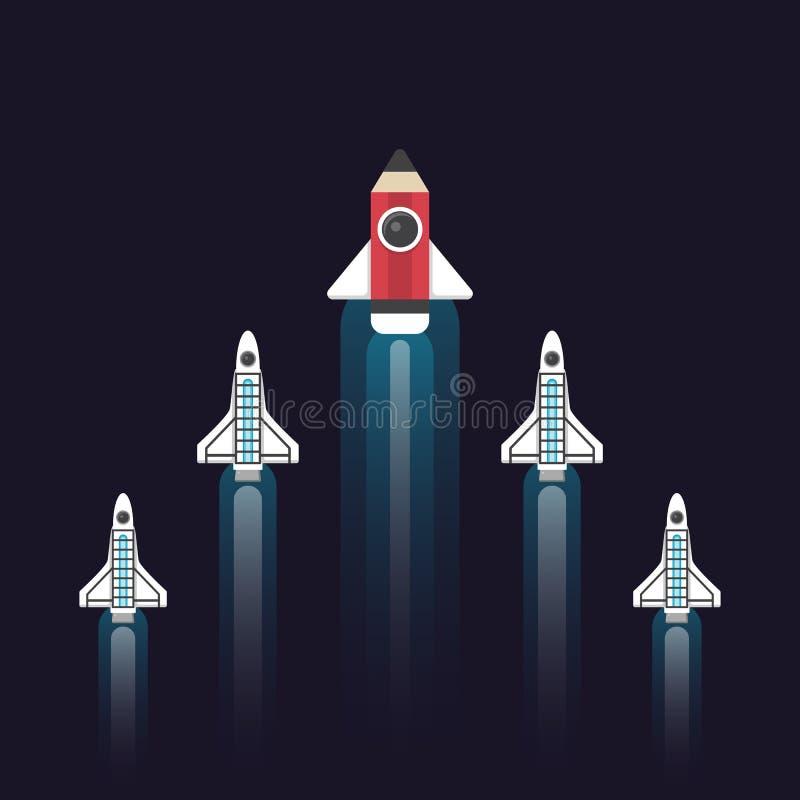 Cheval de fusée