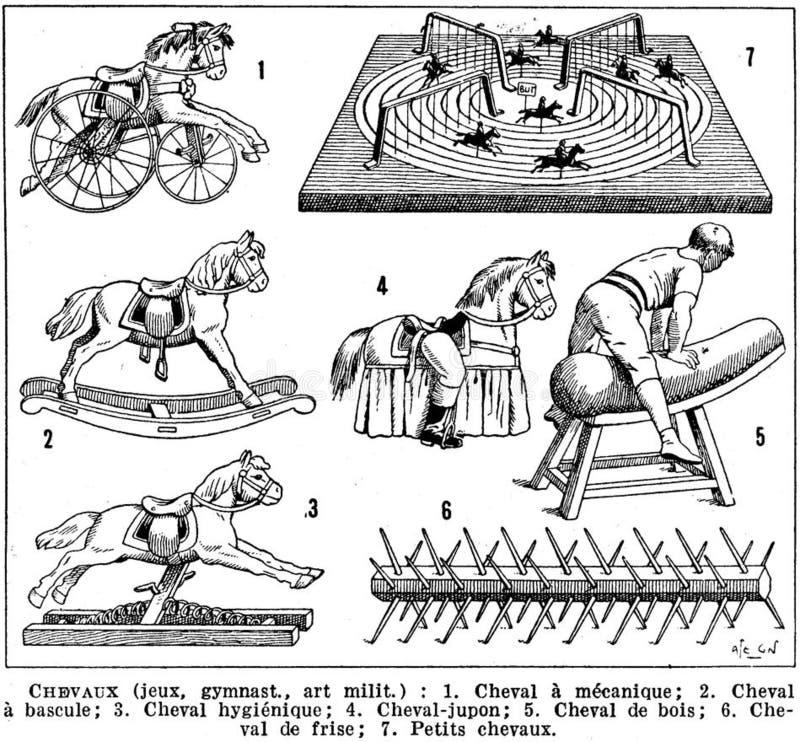 Cheval-jeux Free Public Domain Cc0 Image