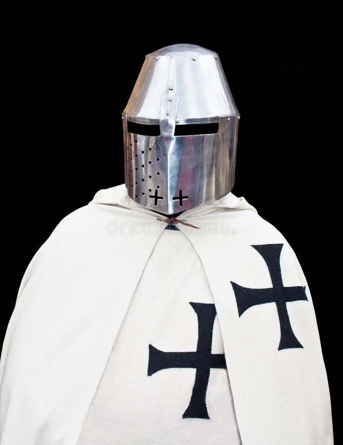 Chevalier de Teuton photo libre de droits