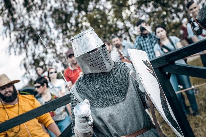 chevaliers photos stock