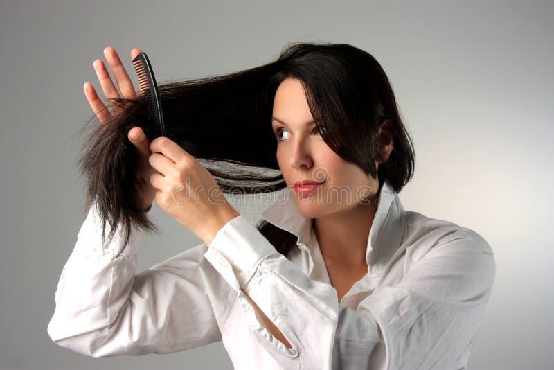 Cheveu photo stock