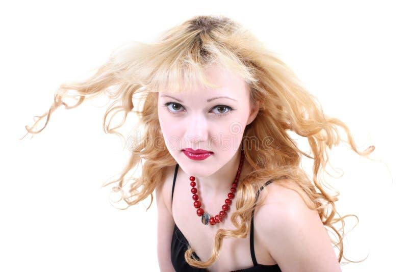 Cheveu venteux photos stock