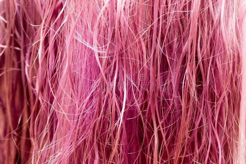 Cheveux comme fond Texture images stock