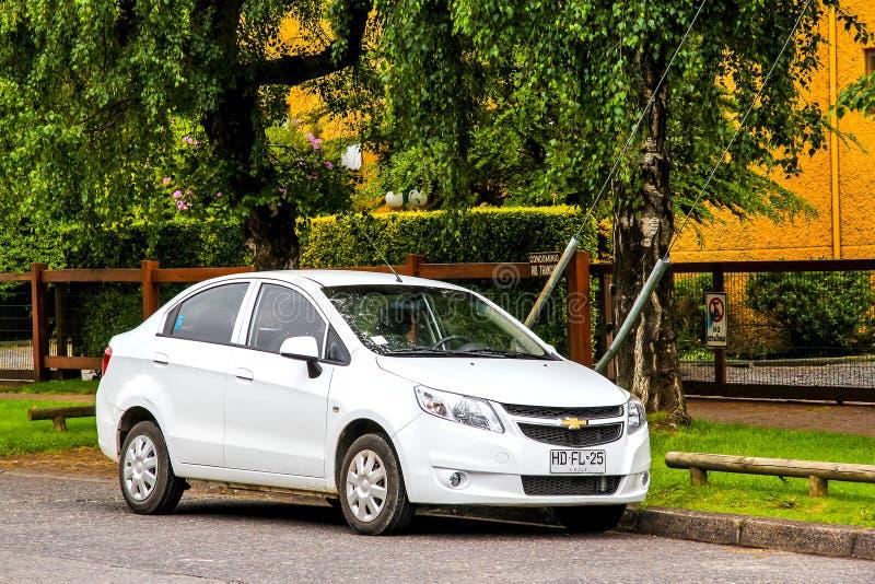 Chevrolet żagiel obraz stock