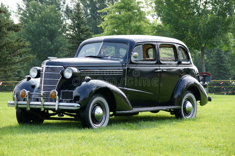 Chevrolet 1938 stockbild