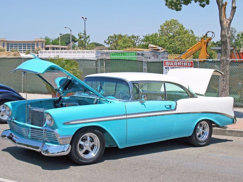 Chevrolet 1956 immagine stock