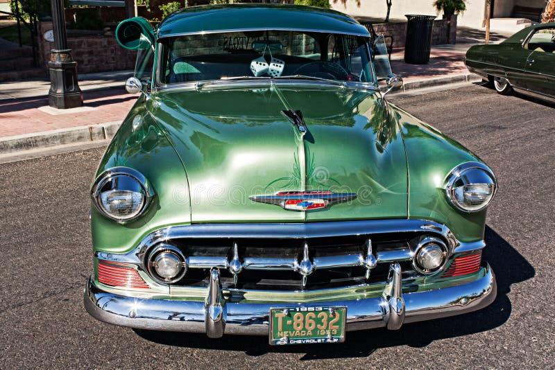 Chevrolet 1953 imagenes de archivo