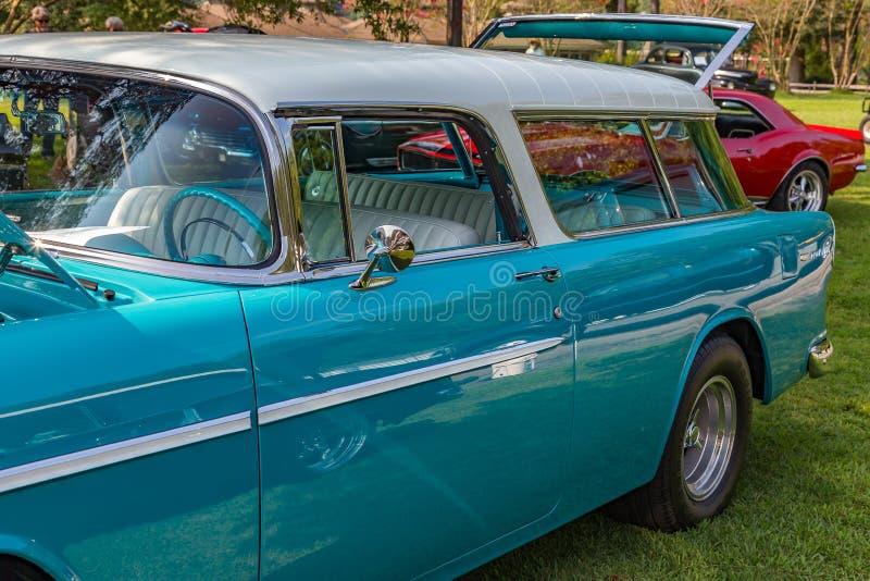 1955 Chevrolet stock afbeeldingen