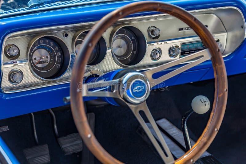 1965 Chevrolet royalty-vrije stock foto