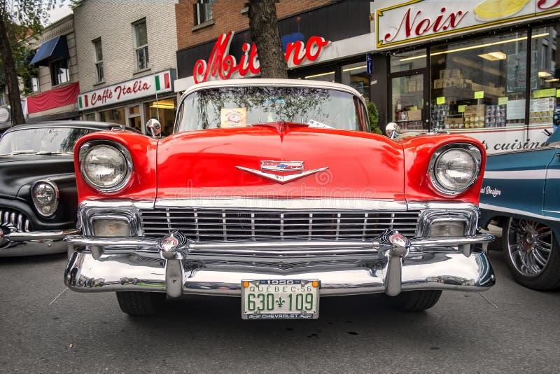 Chevrolet 1956 foto de archivo