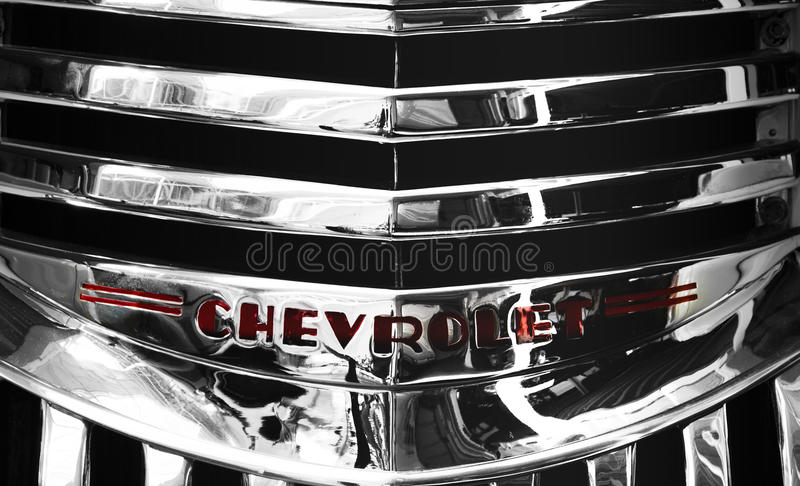 chevrolet royalty-vrije stock fotografie