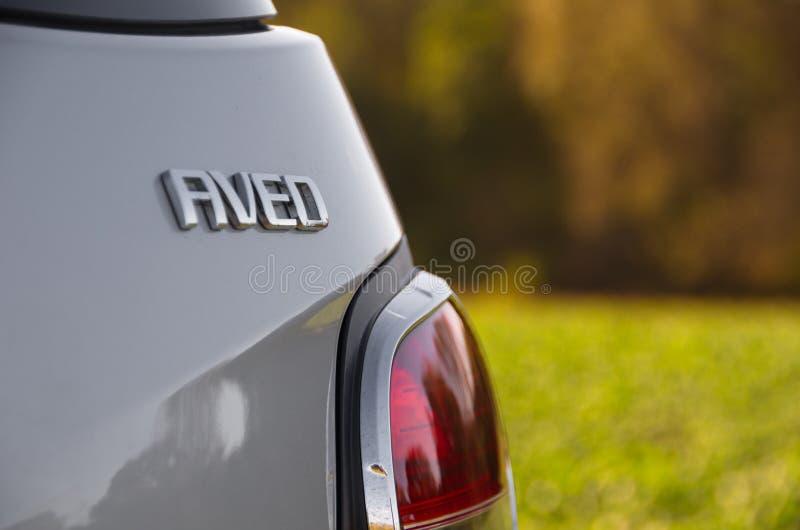 Chevrolet Aveo fotografie stock