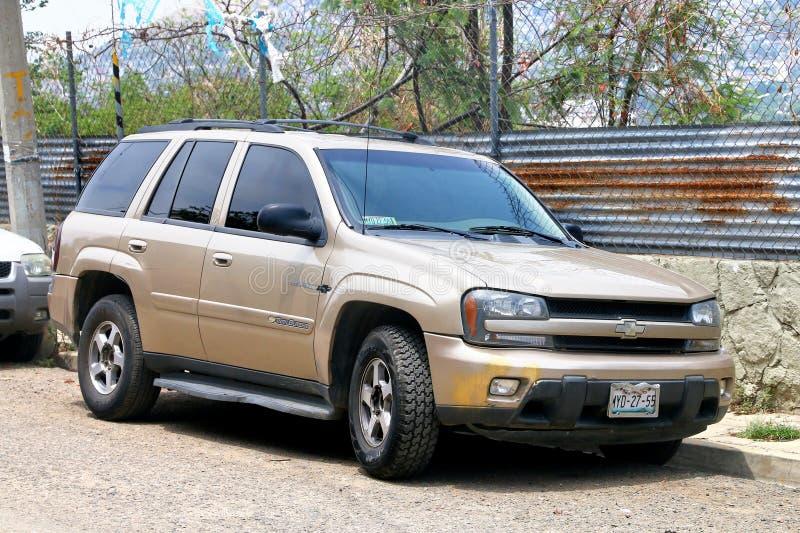 Chevrolet banbrytare royaltyfri foto