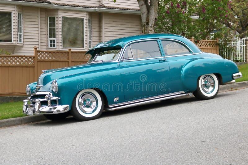 Chevrolet 1951 Bel Air fotografía de archivo