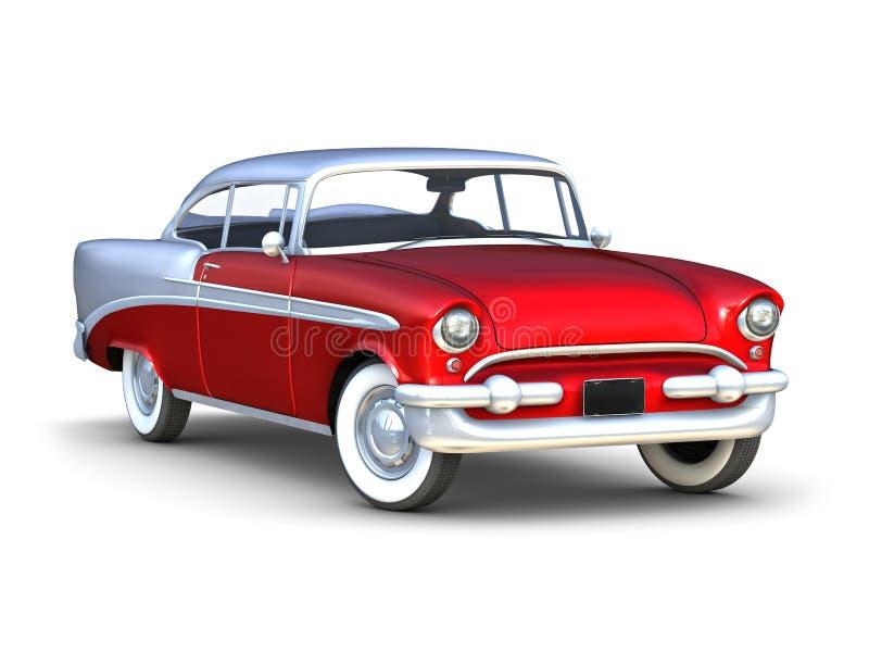 Chevrolet Bel Air (1956) royaltyfri bild