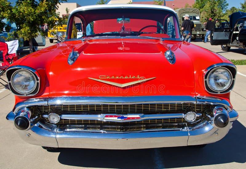 1957 Chevrolet Bel Air royalty-vrije stock fotografie