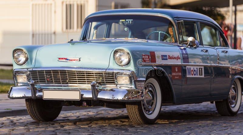Chevrolet 1956 Bel Air imagen de archivo