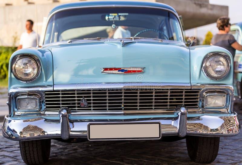 Chevrolet 1956 Bel Air imágenes de archivo libres de regalías