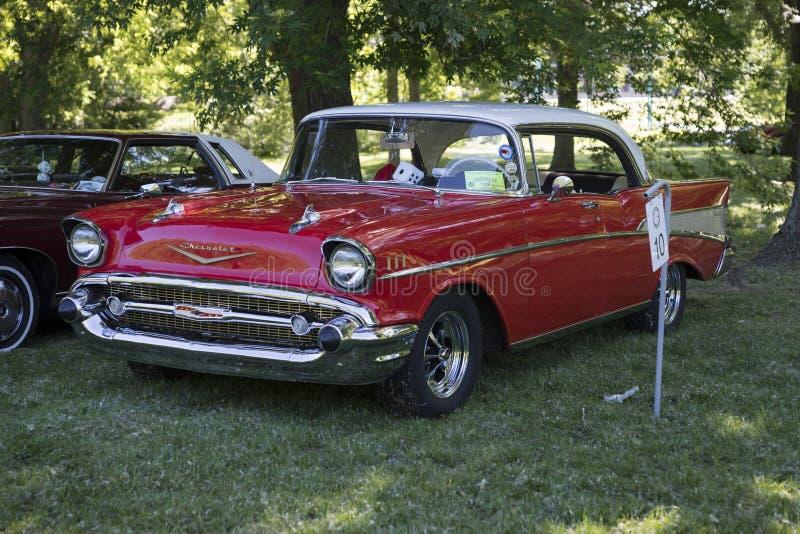 Chevrolet Belair stockbilder
