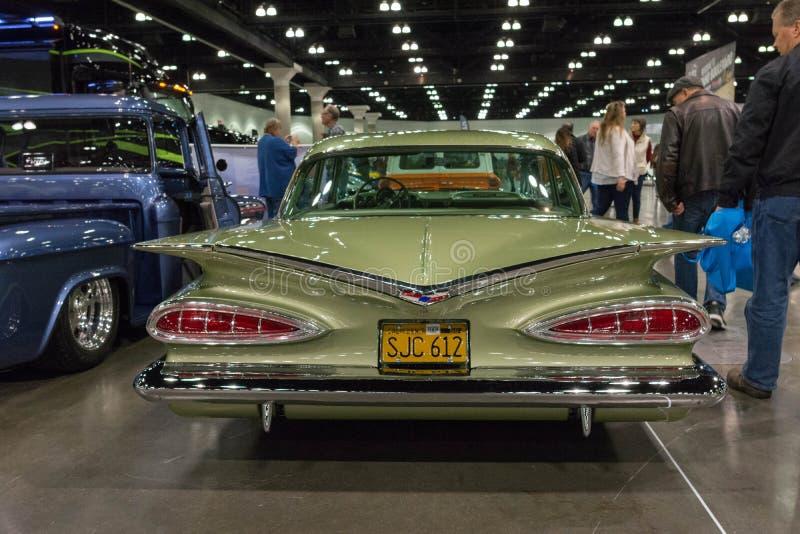 Chevrolet Biscayne obrazy stock