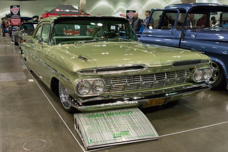 Chevrolet Biscayne zdjęcia stock