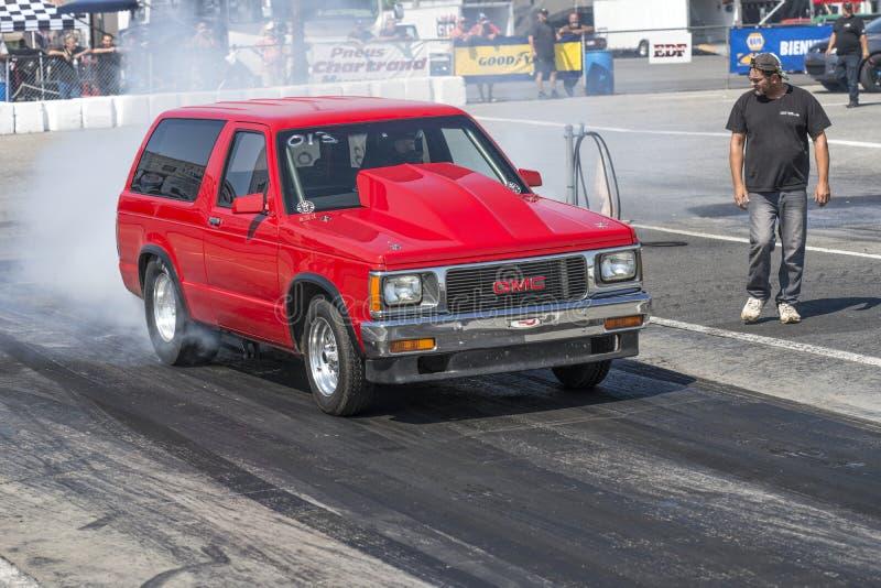 Chevrolet-Blazer royalty-vrije stock foto's