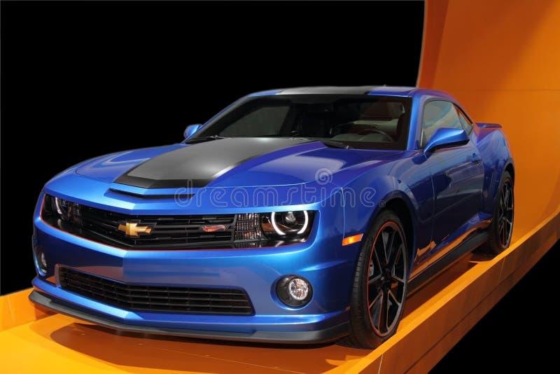 Chevrolet Camaro royalty-vrije stock afbeelding