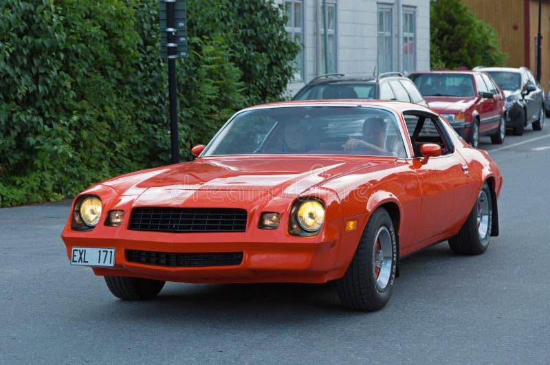 Chevrolet Camaro royalty-vrije stock fotografie