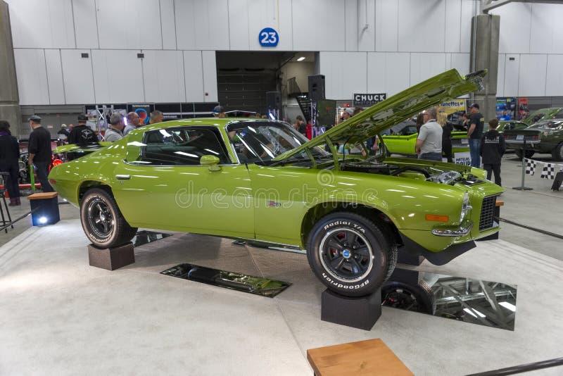 Chevrolet Camaro fotografia stock